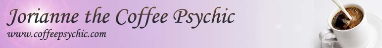Jorianne The Coffee Psychic. Psychic Readings by a Nationally Renowned Psychic. Located south of Chicago, IL. TV and Radio Appearances.
